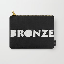 The Bronze Carry-All Pouch