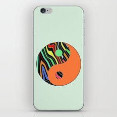 African Y&Y iPhone & iPod Skin