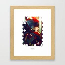 Strenght Future Framed Art Print