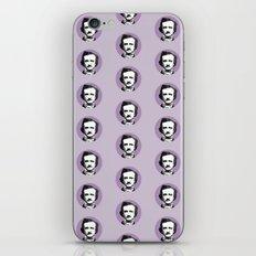 Edgar Allan Poe-ka Dots iPhone & iPod Skin