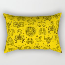 ASTROlogical Rectangular Pillow