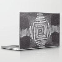 cocaine Laptop & iPad Skins featuring Tesselate by instantgaram