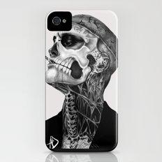 Zombie Boy Slim Case iPhone (4, 4s)