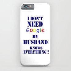 Google Husband Slim Case iPhone 6s