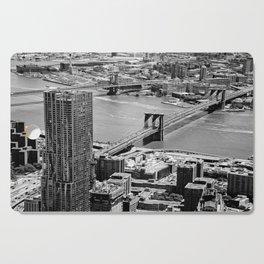 Brooklyn Bridge View - New York City Cutting Board