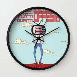 Freaks Show! Wall Clock