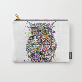 Owl Be Cool Carry-All Pouch