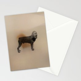Two dogs and BOB Stationery Cards
