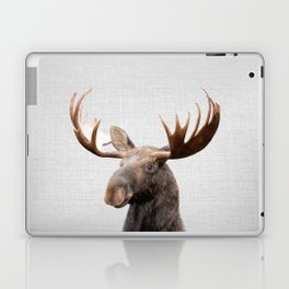 Moose - Colorful Laptop & iPad Skin