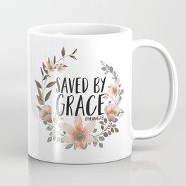 Saved By Grace Coffee Mug