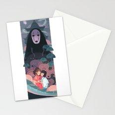 Return of the Spirit Stationery Cards