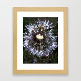 Inebriatingly Magnified Framed Art Print