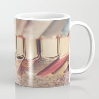 library Mugs featuring The Library by Jessica Torres Photography