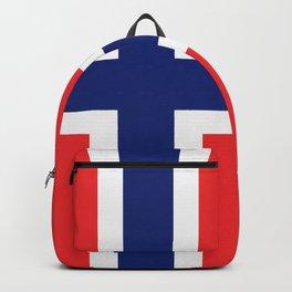 Flag of norway Backpack