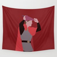 prince Wall Tapestries featuring Prince Philip by karla estrada