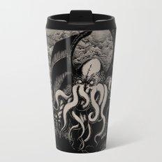 The Rise of Great Cthulhu Travel Mug