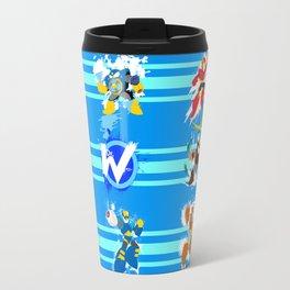 Robot Masters of Mega Man 2 Travel Mug