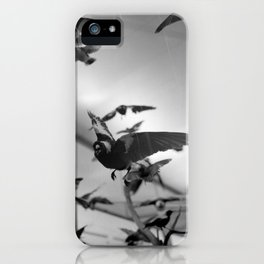 winged flight iPhone Case