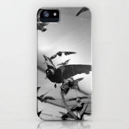 winged flight iPhone Case