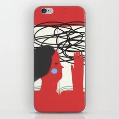 Book Dream iPhone & iPod Skin