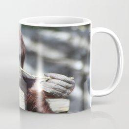 Take time to stop and smell the...stick? Coffee Mug