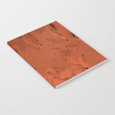 Decay Pattern, Red Rust Notebook