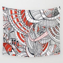 The Kraken Wall Tapestry
