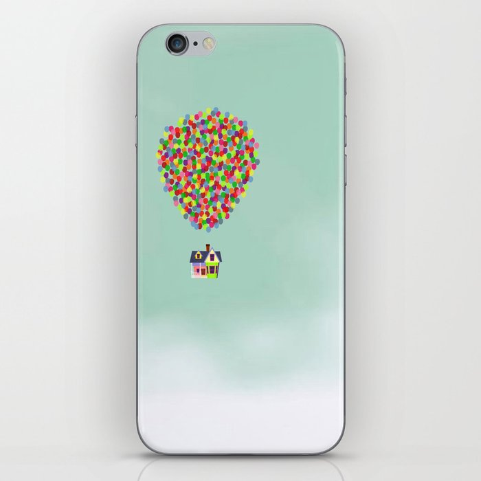 Up iPhone Skin