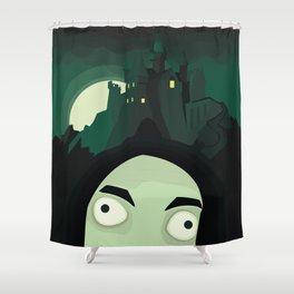 Eye-gor Shower Curtain
