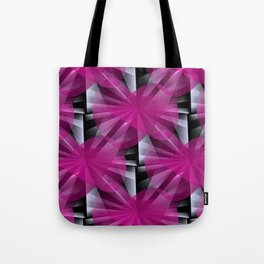 3D abstraction -06a- Tote Bag
