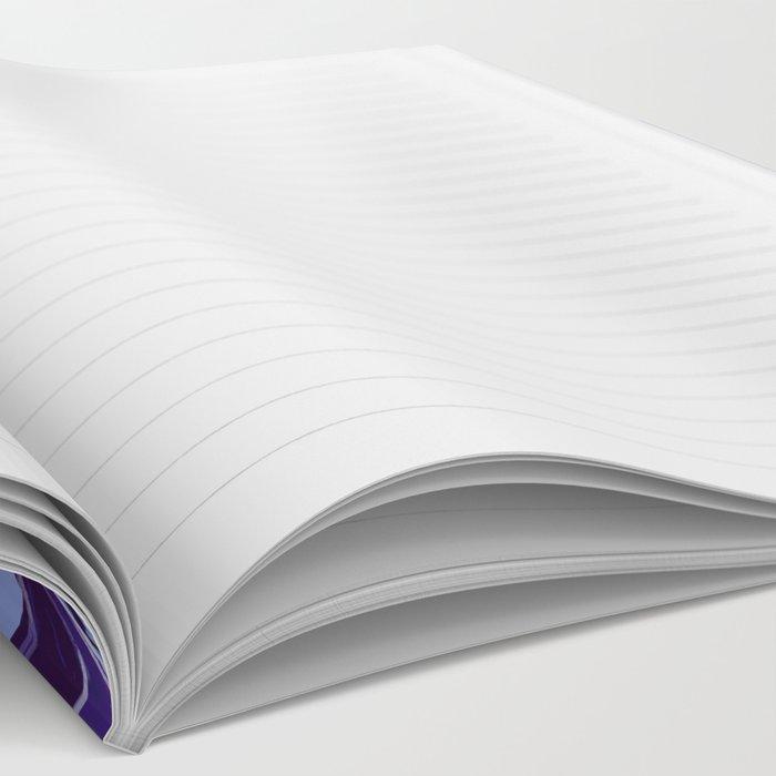 Blue Jay Bird Notebook