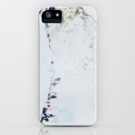 Blown Out iPhone Case
