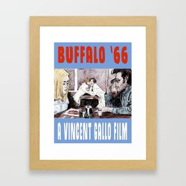 Buffalo '66 Framed Art Print