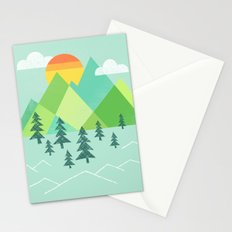 Patchwork Pass Stationery Cards