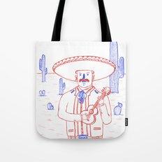 Mariachi in the Desert Tote Bag