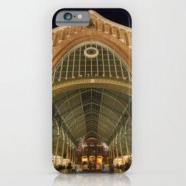 Colon Market of Valencia iPhone Case