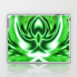 Greeting of the Spring Laptop & iPad Skin