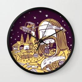 Giant Hippy Wall Clock