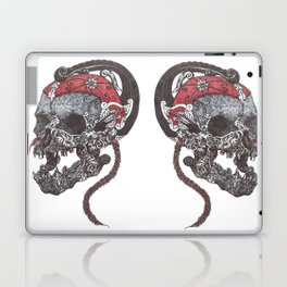 wayang drawing Laptop & iPad Skin