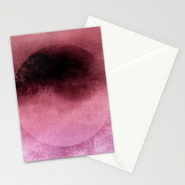 Circle Composition VI Stationery Cards