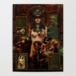 Ad maiorem Dei gloriam (A.M.D.G.) +13 Poster