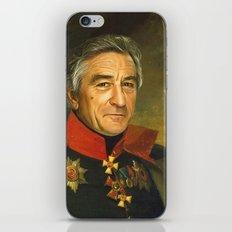 Robert De Niro - replaceface iPhone & iPod Skin