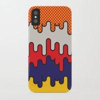 lichtenstein iPhone & iPod Cases featuring Lichtenstein by Quick Brown Fox