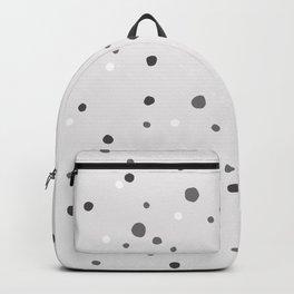 Light Grey Rock Backpack