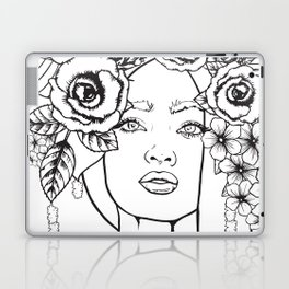 Rose to the Occasion Laptop & iPad Skin