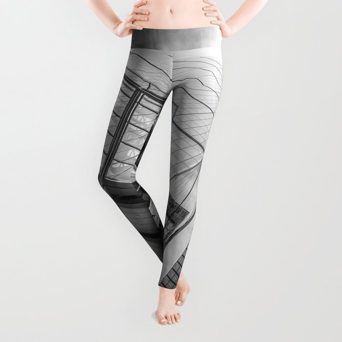 London skyscraper Leggings