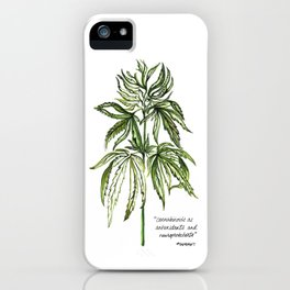 Patent #6630507 iPhone Case
