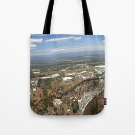 Flyers View Tote Bag