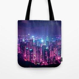 Neo Hong Kong Tote Bag