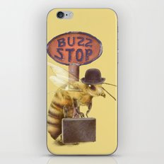 Worker Bee (colour option) iPhone & iPod Skin